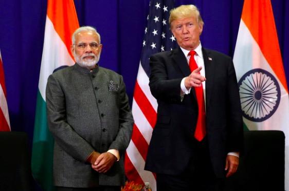 美国拟考虑终止对印度的贸易优惠