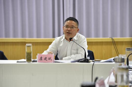 阜阳颍泉区召开全区重点项目调度会