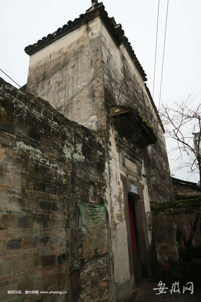 休宁月潭水库17栋古民居将拆除搬迁 异地保护适当利用