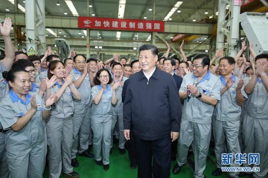 新华网评:让中国制造业强起来