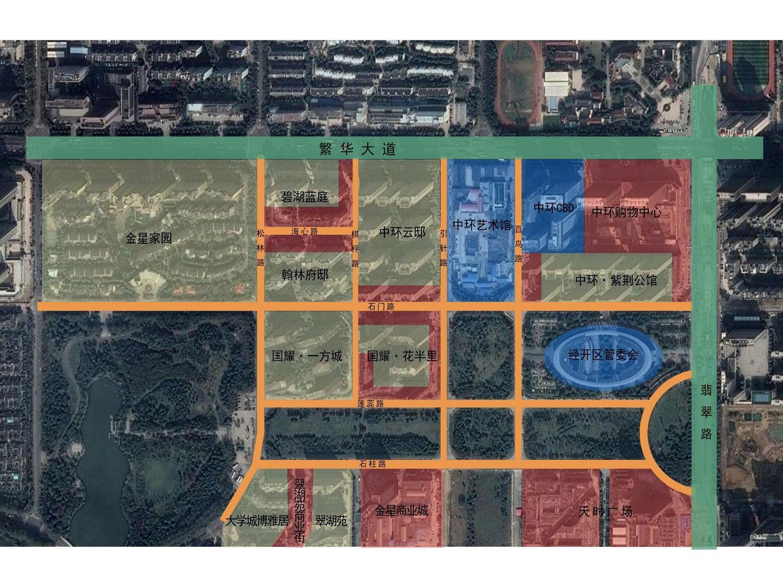 合肥大学城7条道路将升级改造