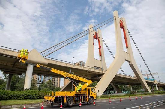 成都1334座桥梁运行安全、状态良好