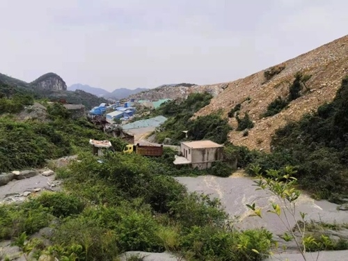 露天矿山开采无序 大竹县、渠县被督察组点名通报