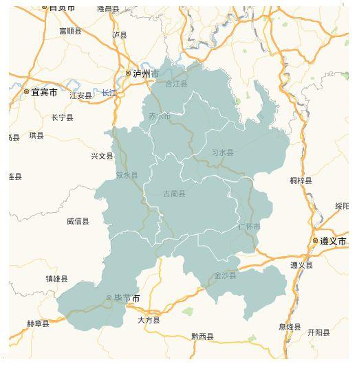 云贵川三省四地联手 建赤水河国家气象公园