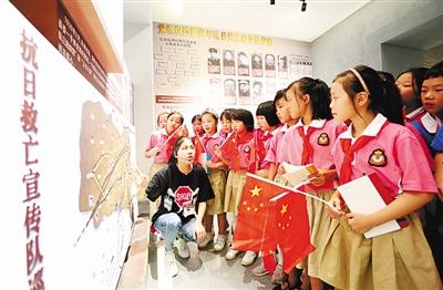 在党史新中国史中 领悟共产党人的初心和使命
