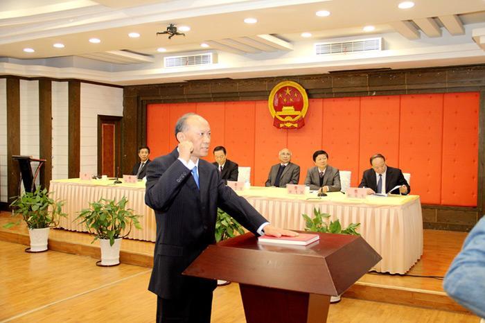刘克胜被任命为安庆市人民政府副市长