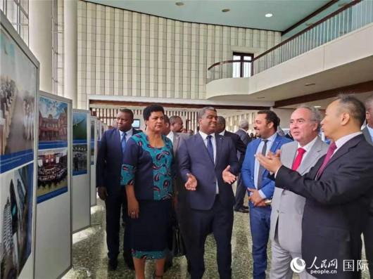 中国青海民族文化艺术展在南非拉开序幕